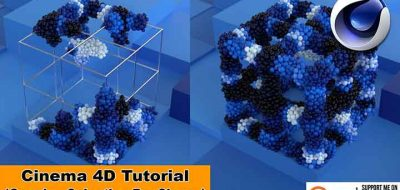 Working with the New Volume Builder Generator in C4D
