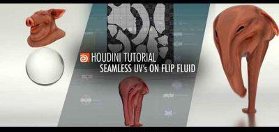 A No VEX Approach to Volumetric Liquids in Houdini - Lesterbanks