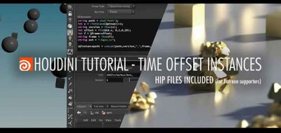 9 Best Tutorials for Creating Houdini Growth Effects - Lesterbanks