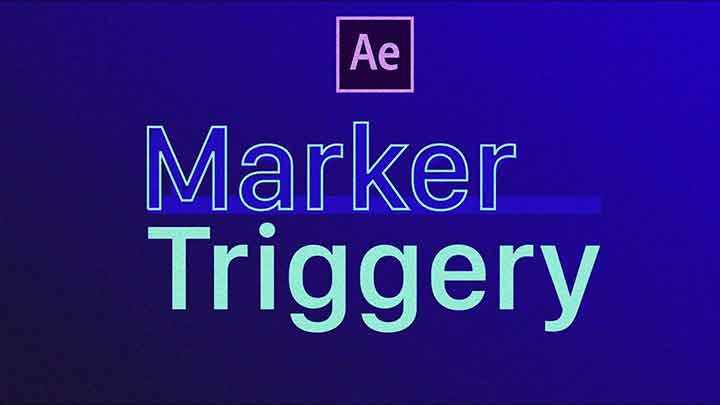 Marker Triggery is a Free Script for Ae