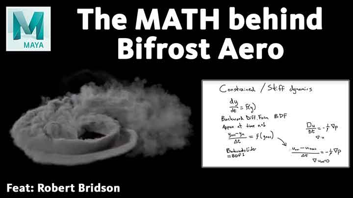 Check Out Some Behind the Scenes Stuff for Maya Bifrost