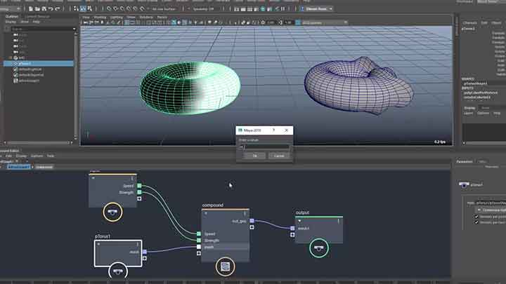 How to Best Share Bifrost Compounds With Maya - Lesterbanks