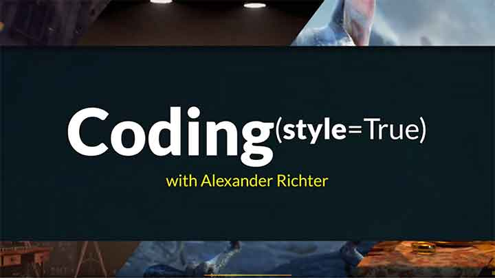 code with style