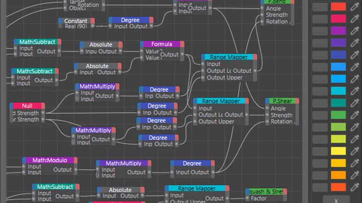 Free Colorize Plugin for C4D Lets You Create Pallets