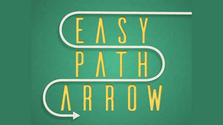 Easy Path Arrow Preset Creates Arrows for Ae