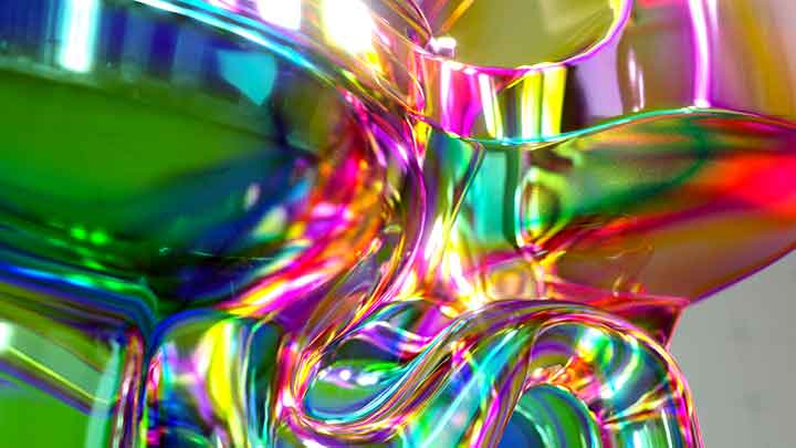Check Out These Redshift Iridescent Shaders
