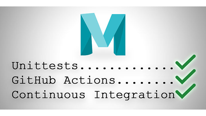 Mischa Kolbe Shows How to Get Continuous Integration for Maya Scripts