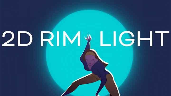 Easily add a Rim Light to Any After Effects Layer