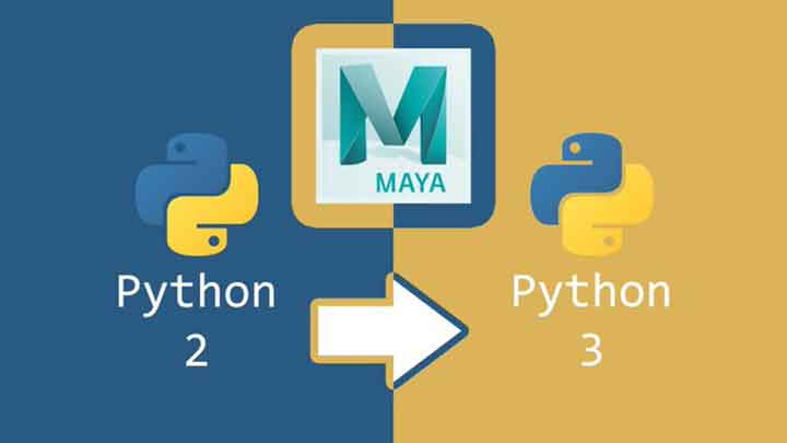 How to Automatically Convert Python 2 to Python 3 for Maya
